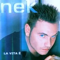 Cover of the track La vita è