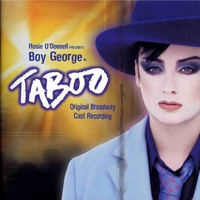 Cover of the track Taboo (Original Broadway cast)