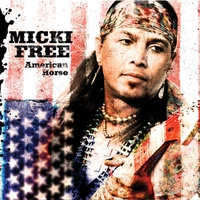 Cover of the track Micki Free American Horse