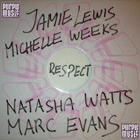 Cover of the track Respect - EP