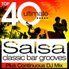 Cover of the album Top 40 Salsa Classic Latin Bar Grooves Plus Continous DJ Mix