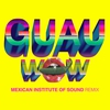 Couverture du titre Wow (GUAU! Mexican Institute of Sound Remix)