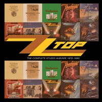 Couverture du titre The Complete Studio Albums 1970-1990