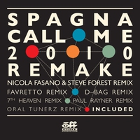 Cover of the track Call Me (2010 Remake) [Remixes]