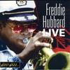 Couverture de l'album Freddie Hubbard Live