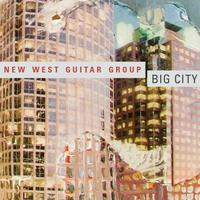 Cover of the track Big City