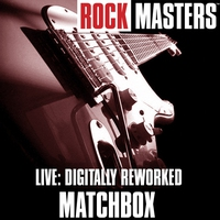 Cover of the track Rock Masters - Live