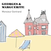 Couverture de l'album Georges & Marguerite