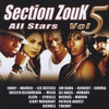 Cover of the album Section Zouk All Stars Vol 5