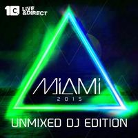 Cover of the track Miami 2015 (Unmixed DJ Version)
