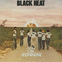 Cover of the track Keep On Runnin'