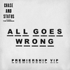 Cover of the album All Goes Wrong (feat. Tom Grennan) [Premiership VIP] - Single