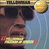 Couverture de l'album Yellowman Freedom of Speech