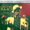Cover of the album The Best of Gregory Isaacs - 35 Years of Reggae Classics