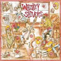 Couverture du titre Whiskey Shivers