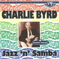 Cover of the track Jazz 'n' Samba