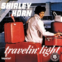 Cover of the track Travelin' Light