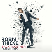 Cover of the track Back Together (feat. Nicki Minaj) - Single