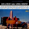 Couverture de l'album Jan & Dean Take Linda Surfin'