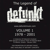 Cover of the album The Legend of Defunkt, Vol. 1 (1978-2001)
