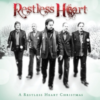 Cover of the track A Restless Heart Christmas