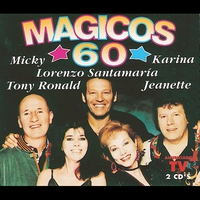 Cover of the track Mágicos 60
