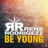 Cover of the track Be Young (radio edit)