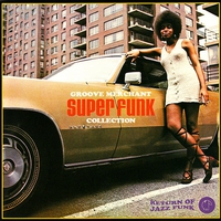 Cover of the track Groove Merchant Super Funk Collection - Return of Jazz Funk (Digital Only)