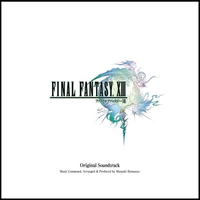 Couverture du titre FINAL FANTASY XIII-2 (Original Soundtrack)