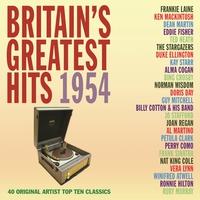 Couverture du titre Britain's Greatest Hits 1954