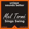 Couverture de l'album Mel Tormé Sings Swing