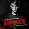 Cover of the track Bad Blood (feat. Kendrick Lamar)