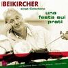 Couverture de l'album Konrad Beikricher Singt Celentano - Una festa sui prati
