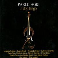 Couverture du titre A Dúo Tango