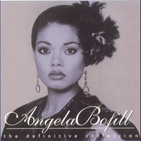 Cover of the track Angela Bofill: The Definitive Collection
