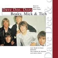 Couverture du titre Dave Dee, Dozy, Beaky, Mick & Tich