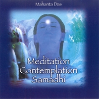 Cover of the track Meditation Contemplation Samadhi