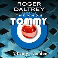 "Couverture du titre Roger Daltrey Performs The Who's ""Tommy"" (24 July 2011 London, UK)"