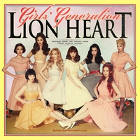 Cover of the track Lion Heart - The 5th Album