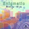 Couverture de l'album Orange Blue