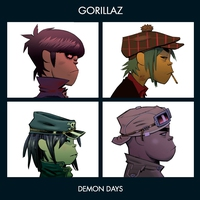Couverture du titre Demon Days