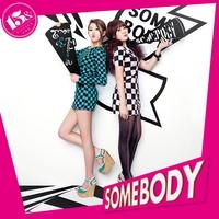 Couverture du titre Somebody - Single