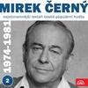 Cover of the album Nejvýznamnější textaři české populární hudby Mirek Černý 2 (1974 - 1981)