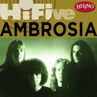 Cover of the track Rhino Hi Five: Ambrosia - EP