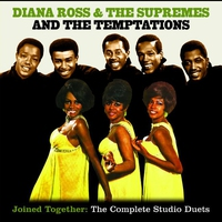 Couverture du titre Joined Together: The Complete Studio Duets