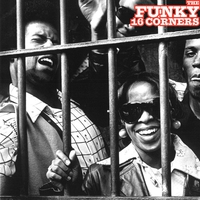 Cover of the track The Funky 16 Corners