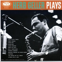 Cover of the track Herb Geller Plays