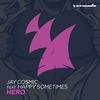 Couverture du titre Hero (feat. Happy Sometimes)