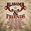 Cover of the album Alabama & Friends