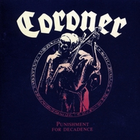 Cover of the track Punishment for Decadence